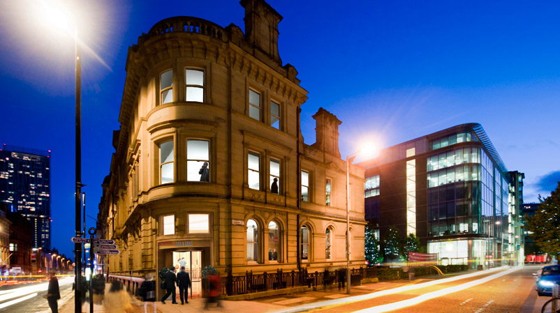 The Courthouse, Deansgate
