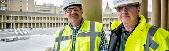 Transforming one of Yorkshire's most iconic heritage buildings – The Piece Hall