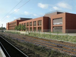 Rail Operation Centre and Training Facility