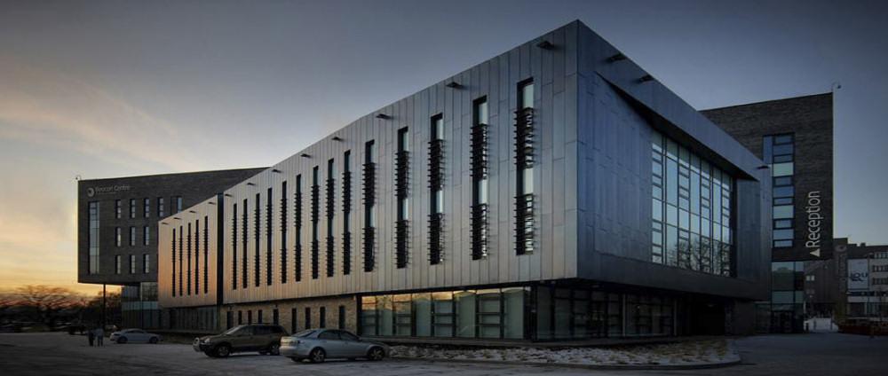 STEMM Building, Blackburn College