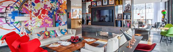 Stylish citizenM hotels ready for business in the capital