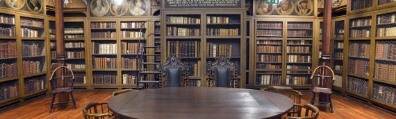 Quality Inspections for Durham University's famous Bishop Cosin's Library