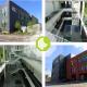 Progress images of Leeds College of Building Southbank Campus, Hunslet