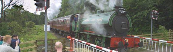 Regeneration of Weardale Railway, County Durham