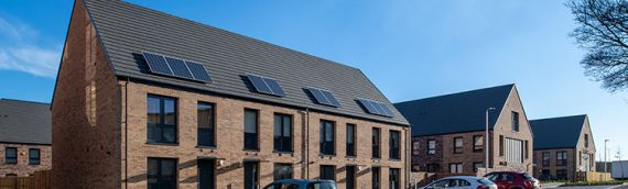 Pennywell Living development reaches phase 3 of residential build