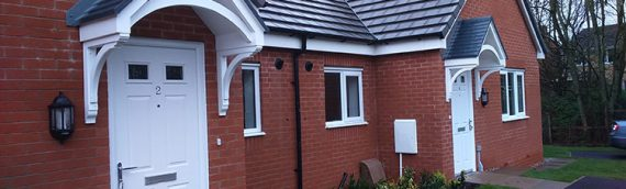 New Residential units for Kings Gate, Shepshed