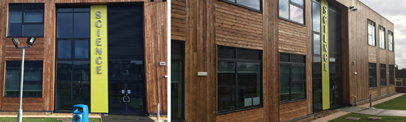 Successful completion of The Cedars Academy, Leicester