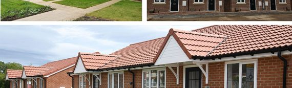 Completion of three projects for North Star Housing Group